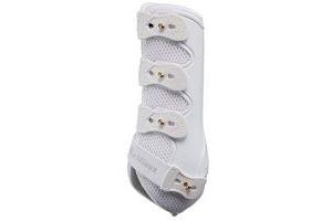 Lemieux Snug Boots (Front) - White, Large