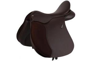 Wintec 500 All Purpose Saddle Brown