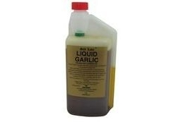 Liquid Garlic, Gold Label, Horse Supplement, Maintain Circulation & Respiration, 1 Litre