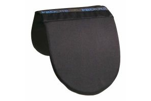 Prolite Wither Pad Black One Size for saddle adjustment