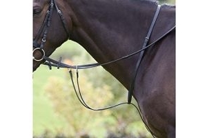 Shires Running Martingales - Blenheim Full Black