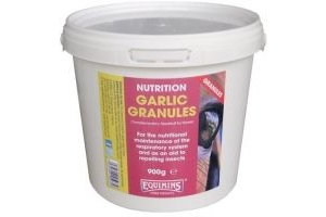 Equimins Garlic Granules x Size: 900 Gm Tub