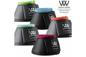 Woof Wear Pro Overreach boot. Protection by design. Black/Lime Small.