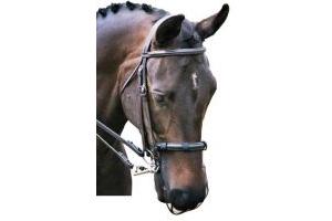 equilibrium Net Relief Horse Muzzle x Size XL Black