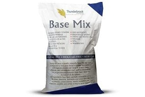 Thunderbrook Equestrian Base Mix 15kg