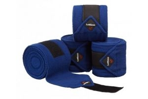 LeMieux Luxury Polo Bandages Benetton Blue