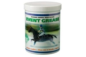 Barrier Event Grease 1 Litre - Contains a unique coconut surfactant whipped in to allow skin to breath