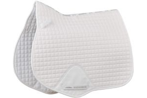 WeatherBeeta Prime All Purpose Saddle Pad White