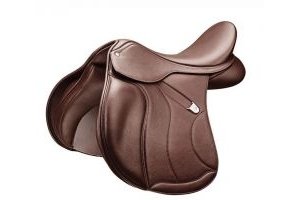 Bates All Purpose+ Saddle Classic Brown