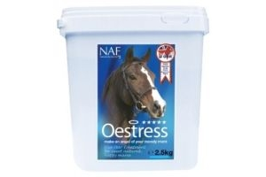 Naf Naf NAF - Five Star Oestress Horse Hormone Supplement x Size: 2.5 Kg