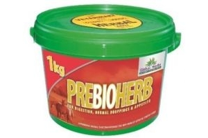Global Herbs - Prebioherb Horse Prebiotic Supplement x 1 Kg