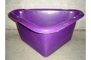Stubbs Stable Corner Manger x Size: 31 Lt Purple (S2P)