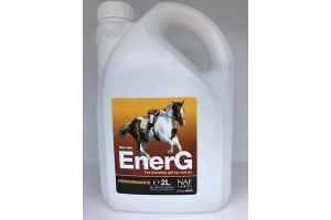 NAF Energ 2Litre Liquid Energy Boost Performance Supplement for Horses