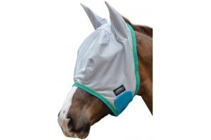 WeatherBeeta ComFiTec Essential Mask Grey/Blue/Bright Green