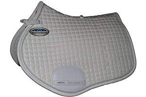 Weatherbeeta Prolux All Purpose Saddle Pad (Full) (White/White)