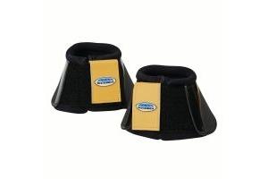 WeatherBeeta Impact Bell Boots Black/Mustard