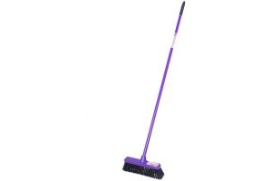 Red Gorilla Broom 30cm Purple