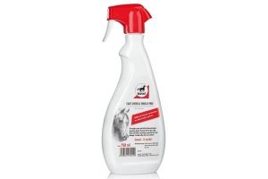 Leovet Coat Sheen & Tangle Free Detangler Spray 750ml - Produces volume, gives a silky shine & protects from dust & dirt