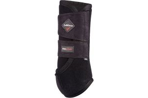 LeMieux Support Boots - Black, Small