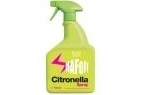 NAF Off Citronella Spray for Horses - 750ml Spray