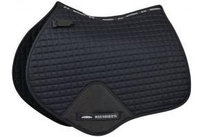 WeatherBeeta Prime Jump Saddle Pad Black