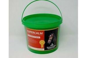 Global Herbs SuperCalm - Calmer for Horses - 1KG
