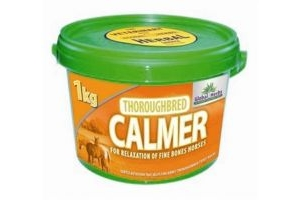 Global Herbs Thoroughbred Calmer: 1kg
