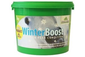 Global Herbs Winter Boost Horse Supplement x Size: 1 Kg