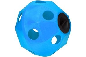 ProStable Hayball Large Holes Stable Toy One Size Blue