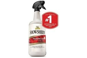 Absorbine 32 fl oz Premium Showsheen Showering Shine Original Hair Polish & Detangler