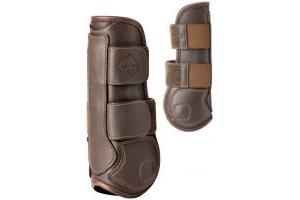LeMieux Capella Tendon Boots Brown