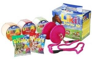 Likit Starter Kit (One Size) (Glitter Pink)
