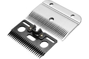 Hylotele A2 Medium Horse Clipper Blades for Wolseley Liscop Liveryman Clippers Clipping
