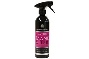 Carr Day and Martin Canter Mane and Tail Conditioner 500ml Mane Care 500ml Clear