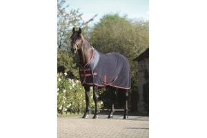 Weatherbeeta Polar Fleece Cooler Standard Neck Rug -6'6