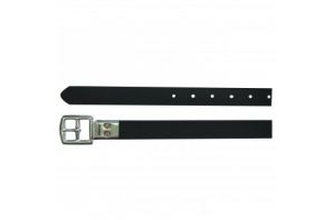 Wintec Synthetic Slimline Leathers Black 62 inch