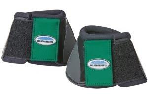 WeatherBeeta Impact Bell Boots Black/Emerald