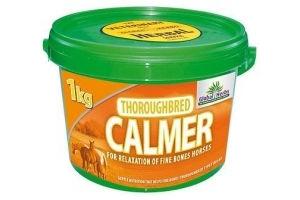 Thoroughbred Calmer - Herbal Calm (1Kg) - Global Herbs -  For Fine Boned Horses