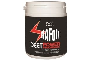 Naf Off Deet Power Performance Gel (BLACK TUB): 750g