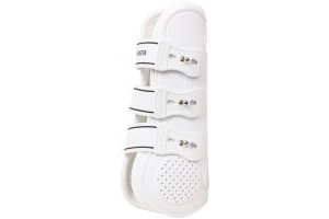 WeatherBeeta Pro Air Open Front Boots White