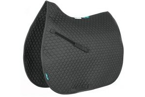 Griffin Nuumed NuuMed HiWither Everyday GP Saddle Pad Medium Black