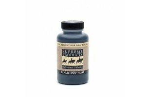Supreme Products Horse Hoof Paint Black 236ml