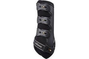 LeMieux Snug Boots (Hind) - Black, Large