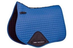 Weatherbeeta Full Size Prime All Purpose Saddle Pad One Size Royal blue