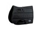 Weatherbeeta Elite All Purpose Saddle Pad - Black - Full