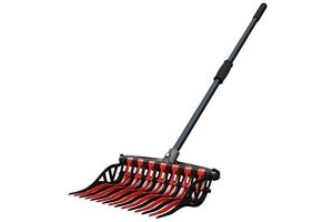 Noble Outfitters Wave Fork PR-12429 Red/Black 12430