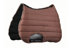 WeatherBeeta Ambition All Purpose Saddle Pad Chocolate