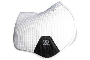 Woof Wear Toklat Close Contact Saddle Pad, White