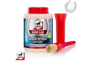 Leovet HOOF LAB Natural Oil Balm with Biotin – Natural building nutrients