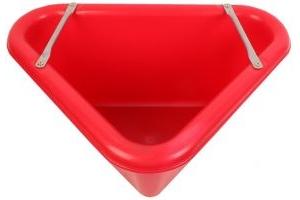 Corner Manger Red